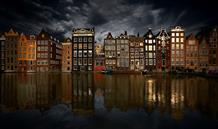 Hotel NH Collection Flower Market 4, Amsterdam - letecky