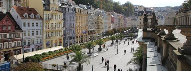 ASTORIA Hotel & Medical Spa - Karlovy Vary ***