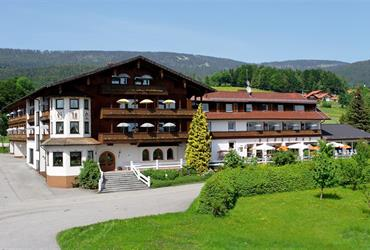 BERGLAND HOF - Neureichenau - BAVORSKO ULTRA ALL INCLUSIVE (5)