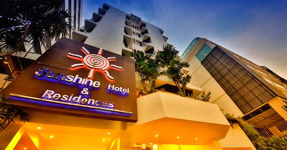 Hotel Sunshine & Residences