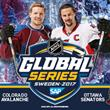 NHL Global Series: Colorado Avalanche - Ottawa Senators ***