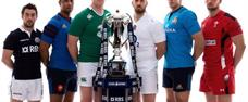 Rugby Six Nations 2018 Irsko - Itálie