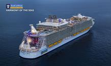 USA, Mexiko, Honduras na lodi Harmony of the Seas
