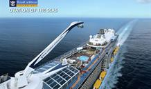USA, Kanada ze Seattlu na lodi Ovation of the seas