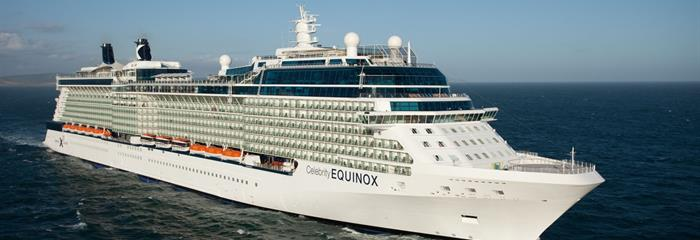 USA, Bahamy z Ford Lauderdale na lodi Celebrity Equinox