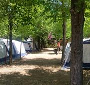 Stany u moře » Camping S'Abanell