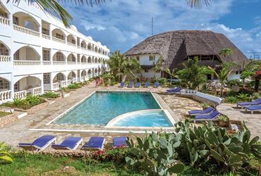 Hotel Jacaranda Indian Ocean Beach Resort