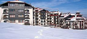 Aparthotel All Seasons Club bez skipasu