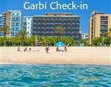 Calella - hotel Checkin Garbi- bus