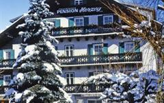 Zell am See, Pension Herzog