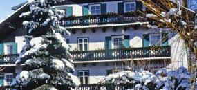 Zell am See, Pension Herzog** - zima