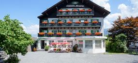 Zell am See, Pension Herzog** - léto