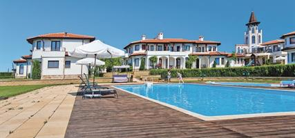 Hotel BlackSeaRama Golf & Villas