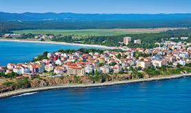 Penziony Primorsko