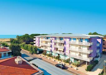 Apartmánový dům Diana est/ovest