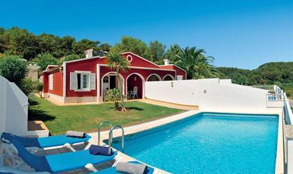 Villas Galdana Palms