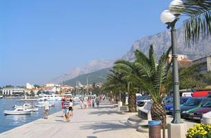 No name ubytování Makarska