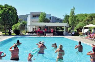 Evita Beach Alexandria Club ***+