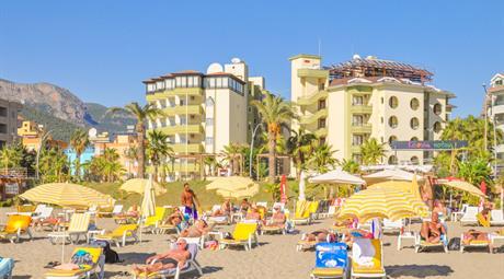 Hotel Krizantem Alexandria Club
