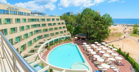 Hotel Žeravi Beach Alexandria Club
