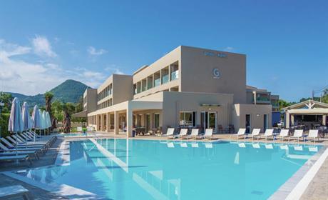 Hotel Gemini Alexandria Club