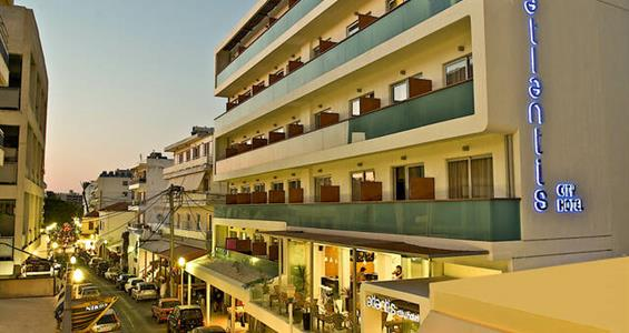 Hotel Atlantis City