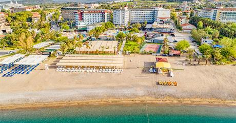 Hotel Meridia Beach (EX. Club Hotel Karaburun)