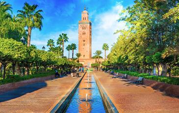 Grand Tour Of Morocco I