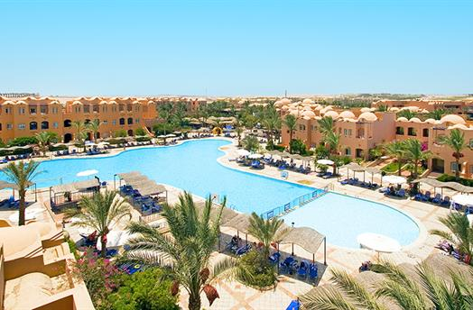 Hotel Jaz Makadi Oasis Resort & Club *****