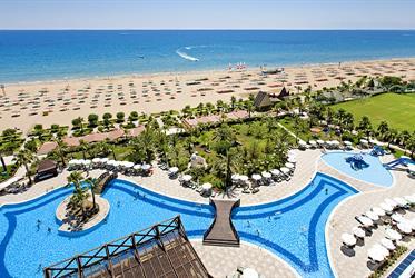 Hotel Kamelya World Selin