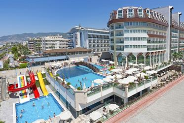Hotel Asia Beach Resort