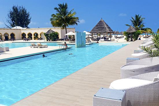 Hotel Gold Zanzibar Beach House & Spa
