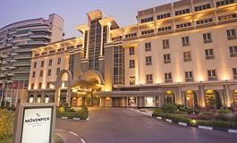 Hotel Mövenpick Bur Dubai