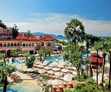 Resort Centara Grand Beach