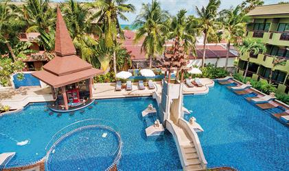 Hotel Phuket Island View