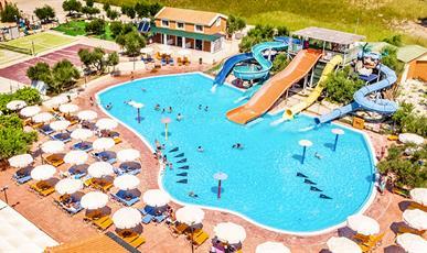 Hotel Ionian Sea & Villas Aqua Park ****
