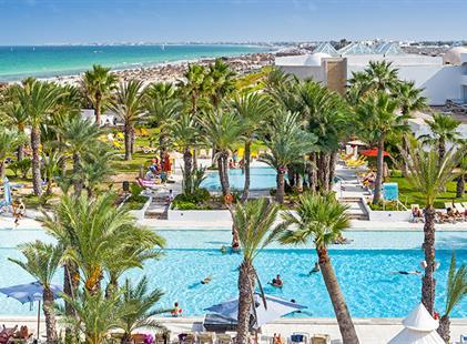 Magic Hotel Palm Beach Club Djerba