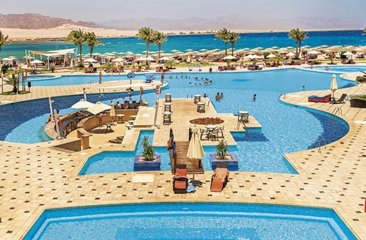 Barcelo Tiran Sharm Resort Deluxe *****