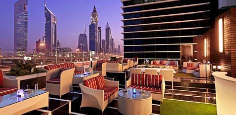Hotel Nassima Royal Hotel Dubai