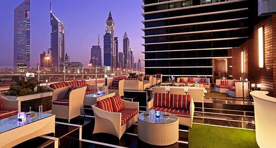 Hotel Voco Dubai (ex. Nassima Royal)