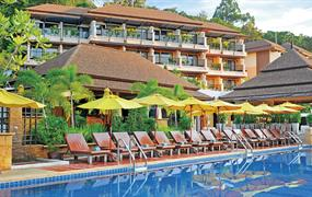 Hotel Aonang Cliff Beach Resort