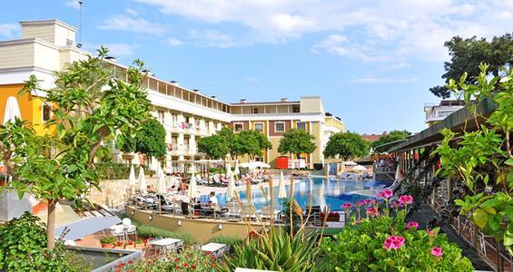 Hotel Tu Casa Gelidonya