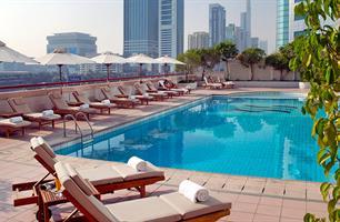 Hotel Crowne Plaza Dubai