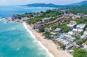 Hotel White Sand Samui Resort