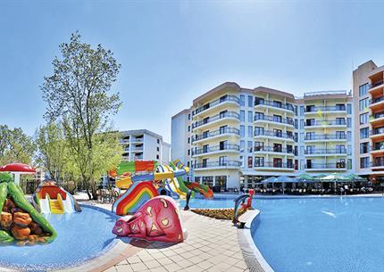 Hotel Prestige and aqua park