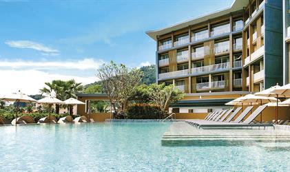 Hotel Centra By Centara Phu Pano Resort Krabi