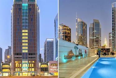 Hotel Grand Millennium Business Bay