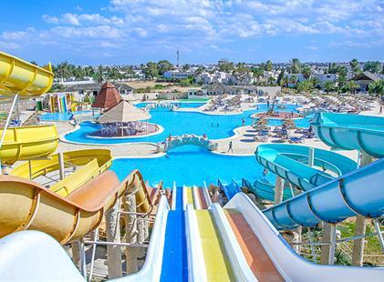 Hotel Caribbean World Monastir Resort & Aquapark