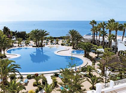 Hotel Sentido Aziza Beach