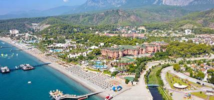 Hotel Asteria Kemer Resort (ex. Fantasia)